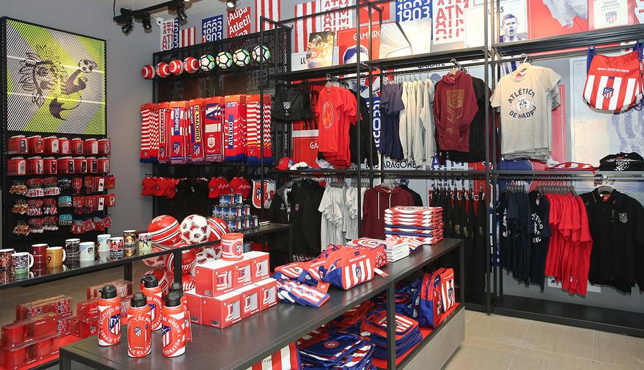 tienda oficial real madrid goya