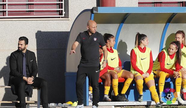 Temp. 17-18   Levante - Atlético de Madrid Femenino   Villacampa