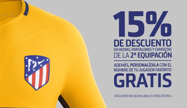 Club Atlético de Madrid · Web oficial - ¡Disfruta de un 15% de ... 69228ecb4b521