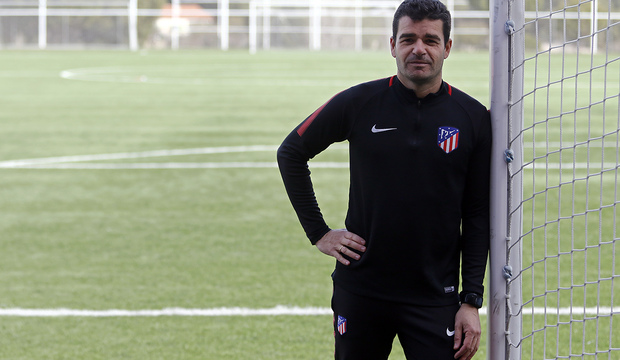 Club Atletico De Madrid Web Oficial Manolo Cano Partidos Tan