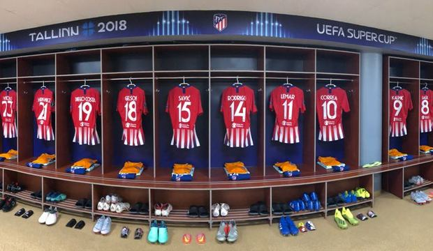 d655491388f Club Atlético de Madrid · Web oficial - Take a look at our kit with ...