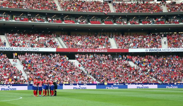 24263087326ec Club Atlético de Madrid · Web oficial - Primera visita del Huesca al ...