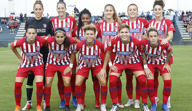 Club Atlético de Madrid · Web oficial - El Femenino recibe al ... 2c2a3ab1459ca