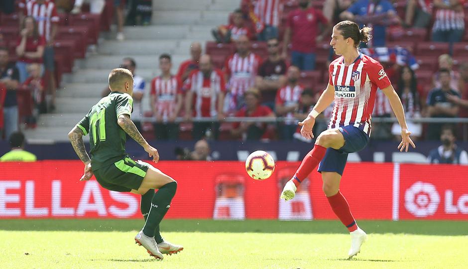 Club Atlético de Madrid - The action from Atleti-Eibar - 웹