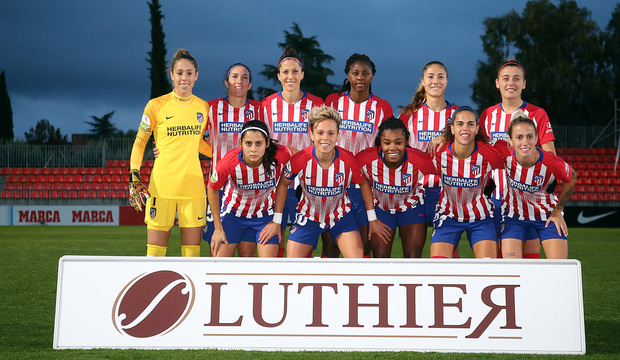 Club Atlético de Madrid · Web oficial - Partidazo en el Miniestadi e6235be422c