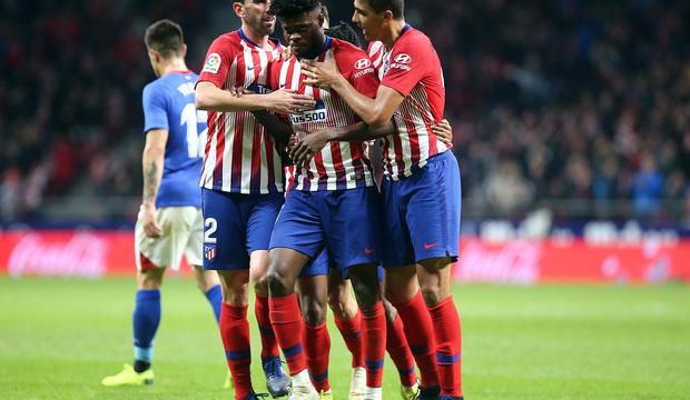 Club Atlético de Madrid · Web oficial - Godín firmó la remontada ... 23db8520c639a