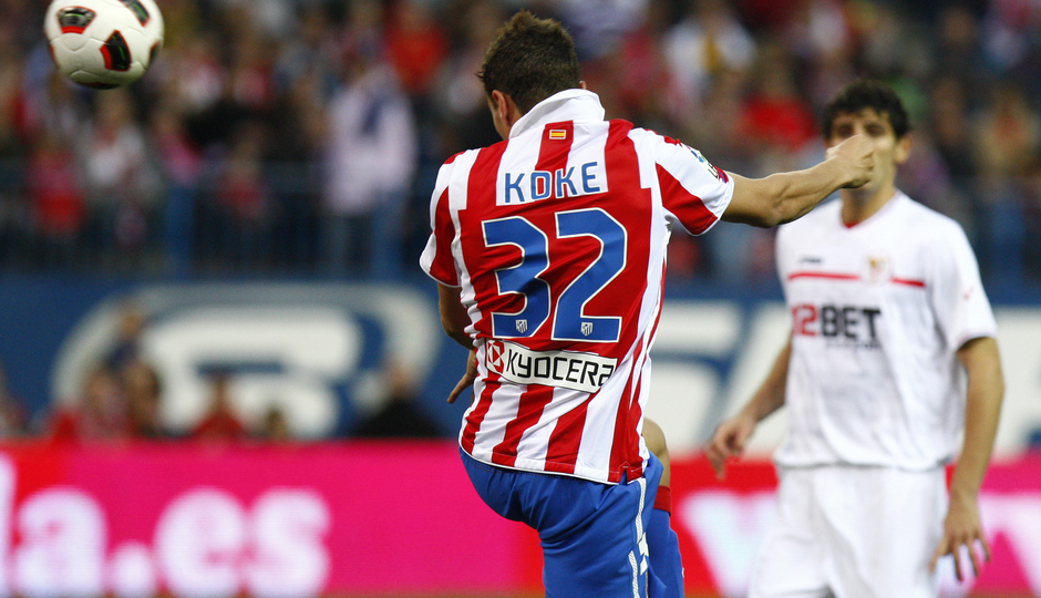 Club Atlético de Madrid - Koke, 400 games in Red & White - 웹