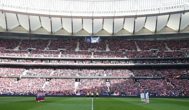 Club Atlético de Madrid · Web oficial - El Wanda Metropolitano ... 678f3a8534085