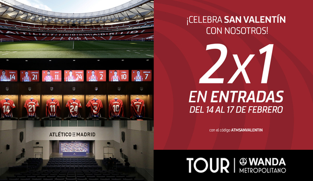 b6966d3f900 Club Atlético de Madrid · Web oficial - Este San Valentín, regala el ...