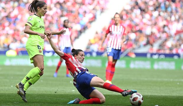 Resultado de imagen de atletico madrid femenino wanda metropolitano