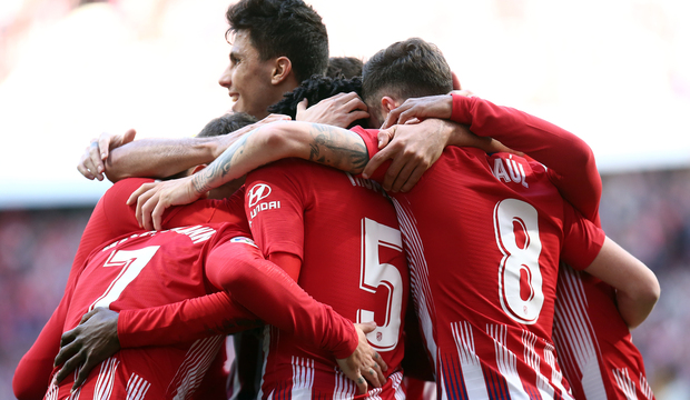 143f48178bc7 Club Atlético de Madrid · Web oficial - Atleti to play 2019 MLS All ...