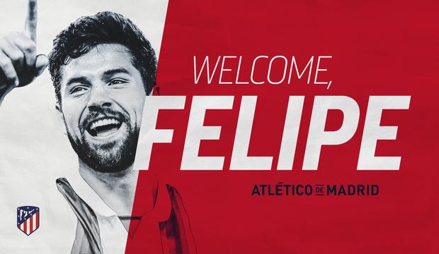 Bienvenido Felipe EN