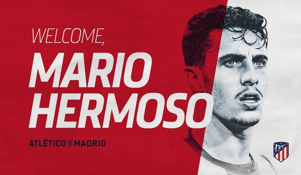 Welcome Mario Hermoso