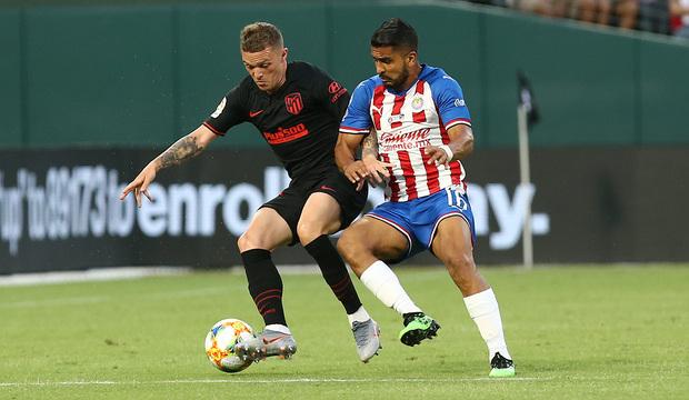 Temporada 19/20 | #AtletiSummerTour | Dallas | Chivas - Atlético de Madrid | Trippier