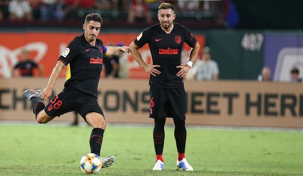 Temporada 19/20 | #AtletiSummerTour | Dallas | Chivas - Atlético de Madrid | Toni Moya y Herrera