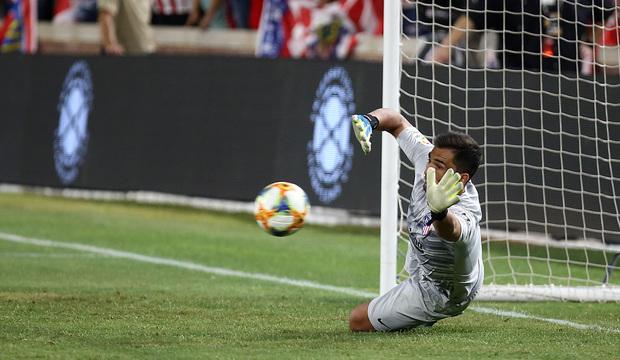 Temporada 19/20 | #AtletiSummerTour | Dallas | Chivas - Atlético de Madrid | Adán