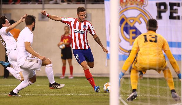 Temporada 19/20 | Real Madrid - Atlético de Madrid | Saúl