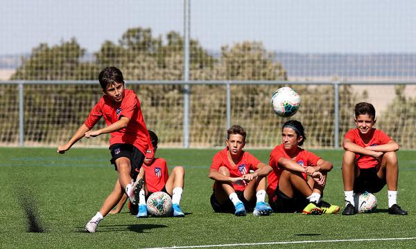 Official Atlético de Madrid Website