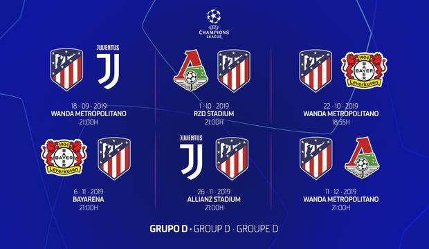 UCL 2019/20. Grupo D 6º Partido: Atlético de Madrid vs  Lokomotiv de Moscú (Miércoles 11 Dic./21:00) BLtO6oa-zq_SORTEO_UCL2020