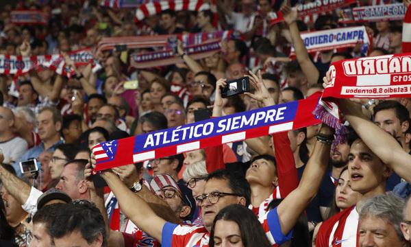 Club Atlético De Madrid Web Oficial Ya Somos 129 000 Socios