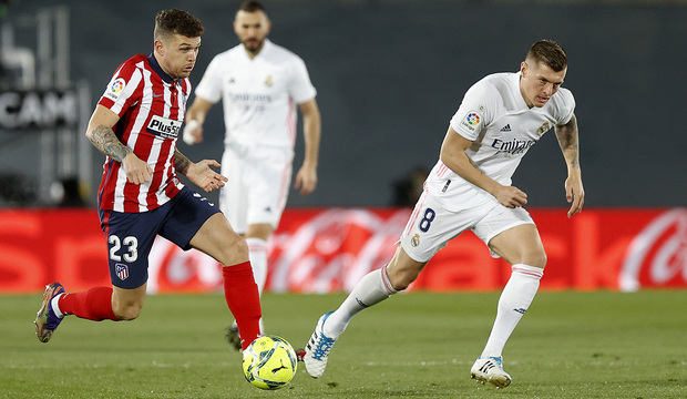 Atletico Madrid vs Real Madrid: Prediction, Lineups, Team News, Betting Tips & Match Previews