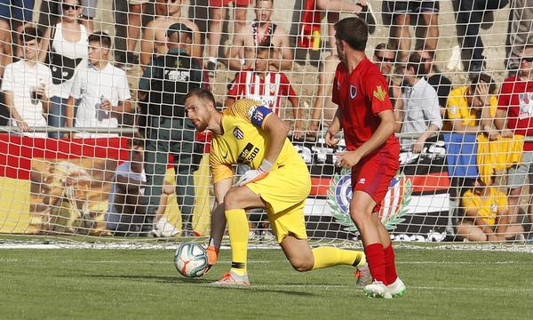 Club Atlético de Madrid · Web oficial - El Memorial Jesús Gil y Gil será el  primer compromiso de la pretemporada