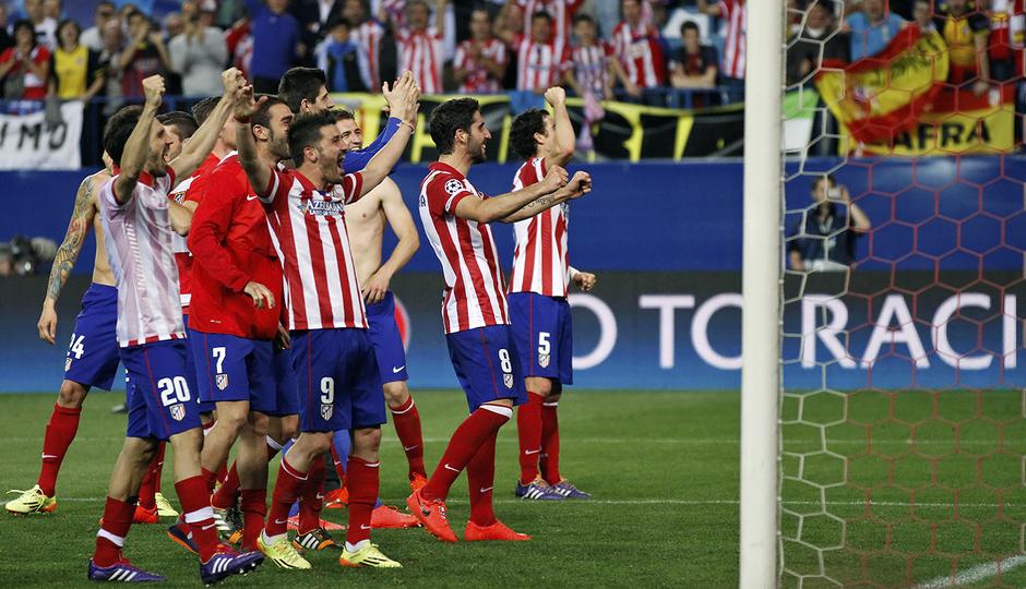 Club Atlético de Madrid - Una noche para la historia