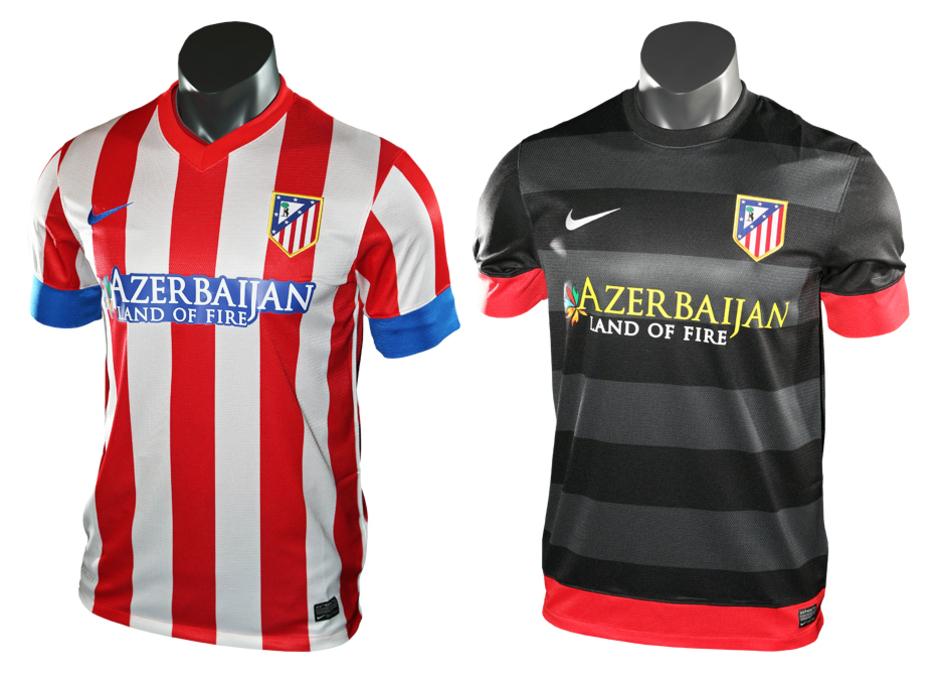 c662cce3881ac Club Atlético de Madrid - La camiseta