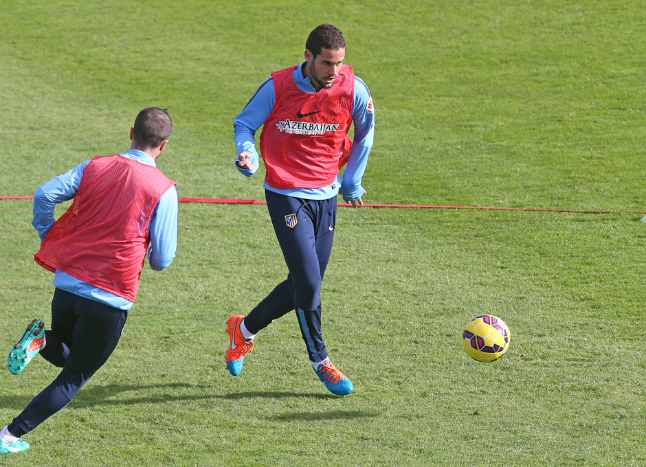 Club Atlético de Madrid - Simeone goes back to work with