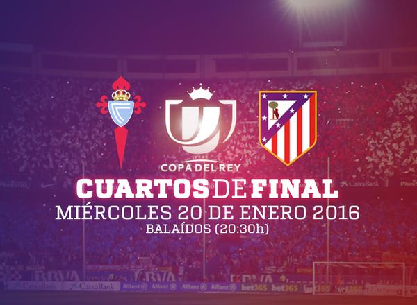 Club Atlético de Madrid · Web oficial - El Celta, rival en ...