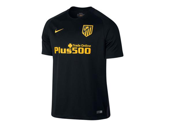 segunda equipacion Atlético de Madrid en venta