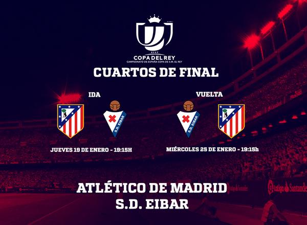 Club Atlético de Madrid · Web oficial - El Eibar será ...