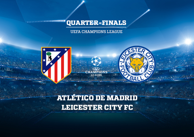 Club Atlético de Madrid · Web oficial - Leicester will be our rival ...