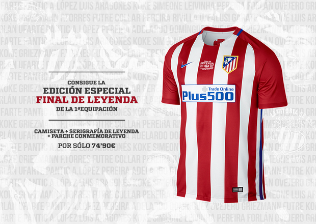 sudadera Atlético de Madrid niños