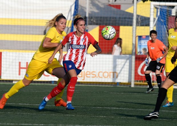 Cotif 2017 | Albi - Atlético de Madrid Femenino