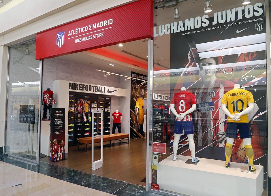 Club Atlético de Madrid - Stores 836ffa931ae