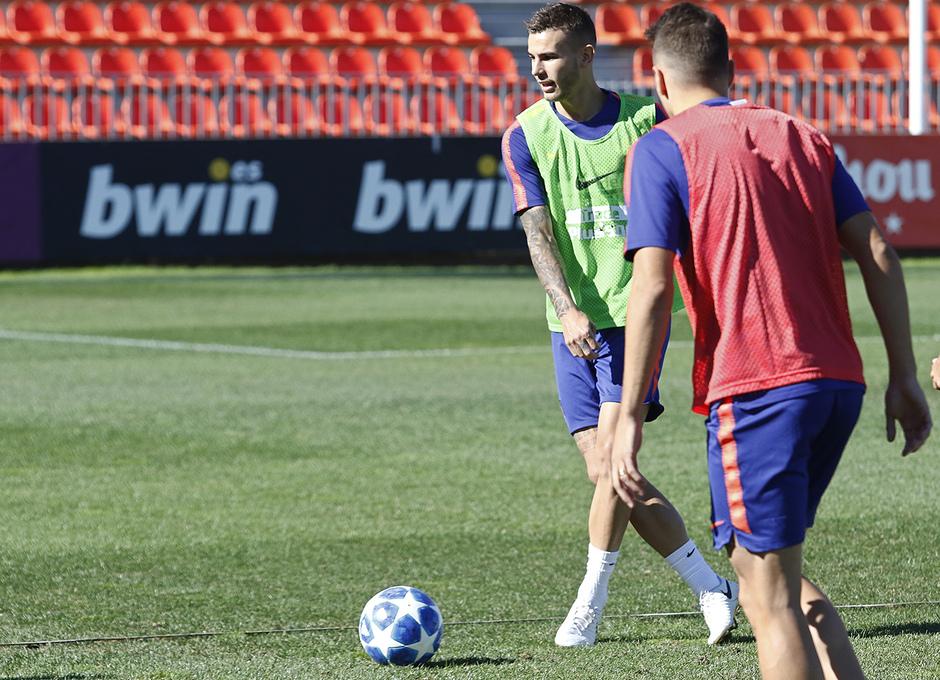 Club Atlético de Madrid - ¡Comenzamos a preparar nuestro estreno en ... 4eeaf64cbca86