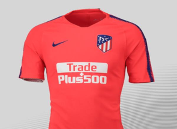 Atlético de Madrid Training Collection  daaf8d0f135