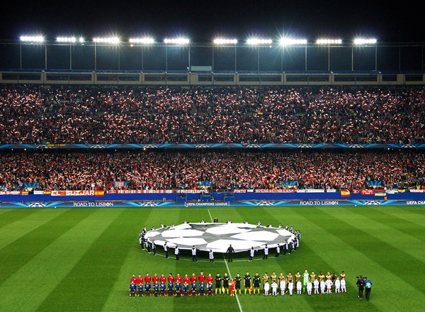 Club Atlético de Madrid - Goles y fútbol con dirección a cuartos