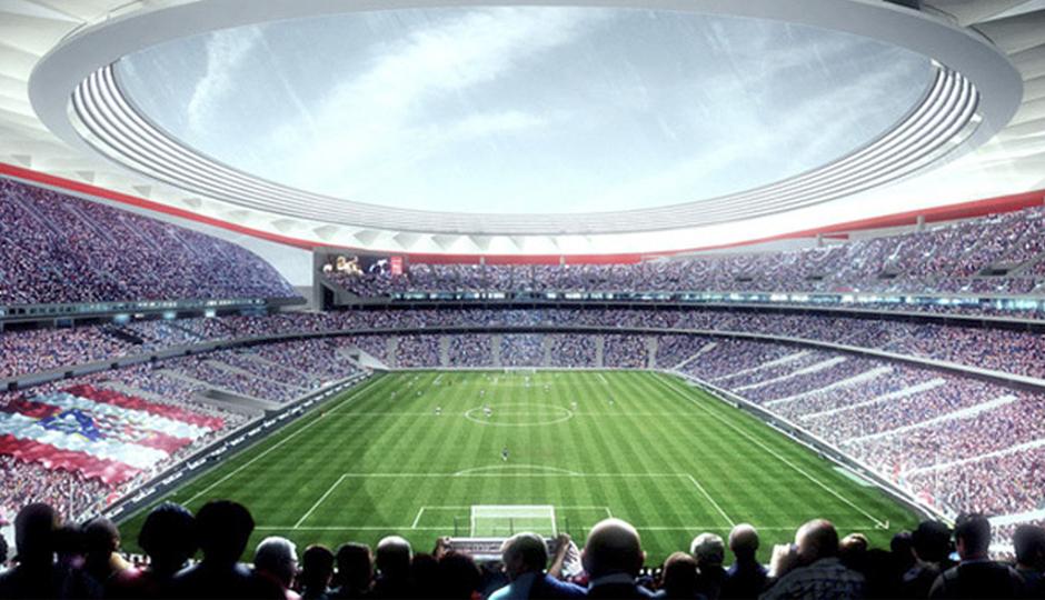 Club Atl 233 Tico De Madrid 183 Web Oficial Visita 3d Al Nuevo