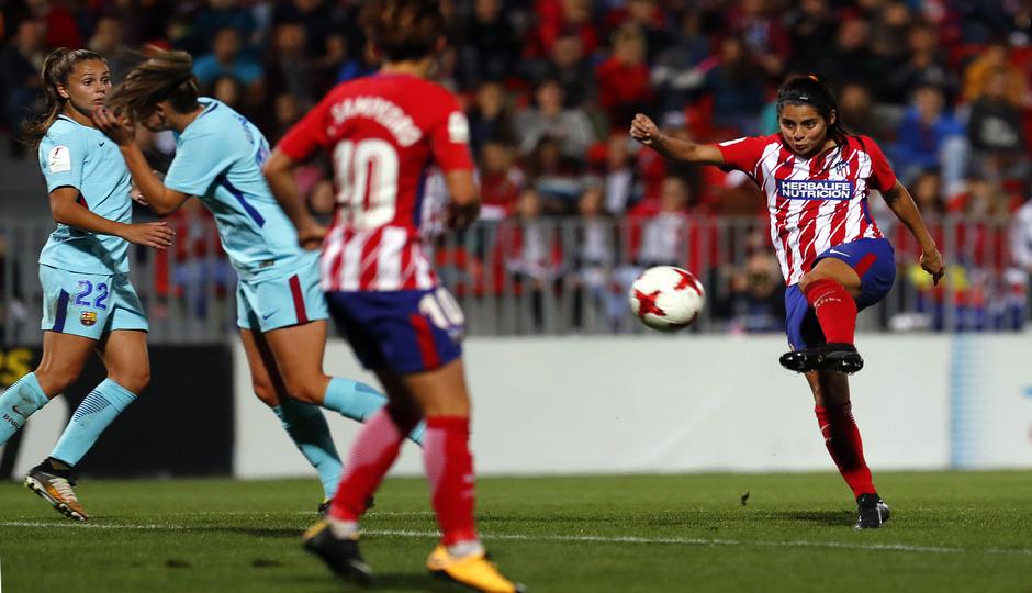 9ae4e45a1 Club Atlético de Madrid · Web oficial - El gol del Kenti Robles al ...