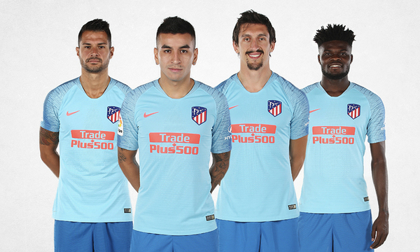 save off 31407 d88f4 Club Atlético de Madrid · Web oficial - Our away kit for the ...