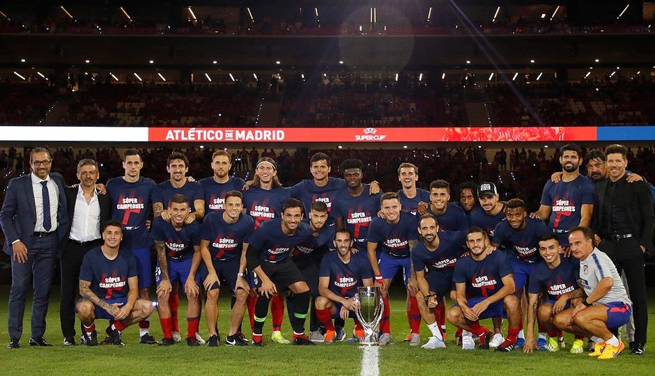 Club Atlético de Madrid · Web oficial - El Wanda Metropolitano vibró ... 5a96dc15bcc57