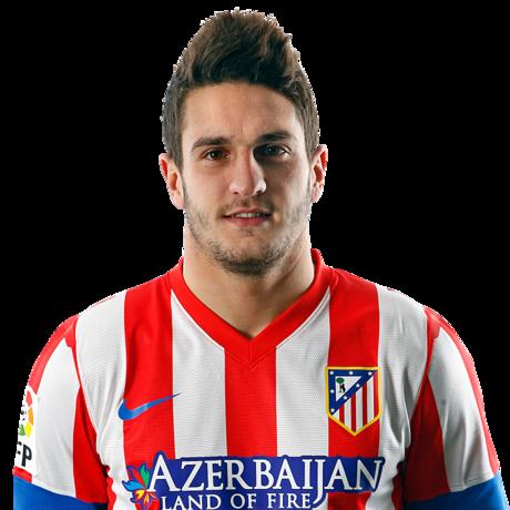 Camiseta Atlético de Madrid Koke