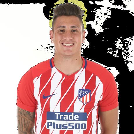 Camiseta Atlético de Madrid J. M. Giménez