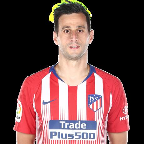 Camiseta Atlético de Madrid Kalinić